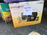 Breast pump in box no stains used for only a few days Hagerstown, 21740