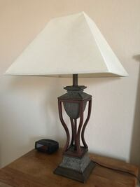 4 Table lamps. 1 for $10 Clermont, 34714