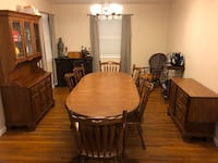 Solid wood dining room suite Winchester, 22602