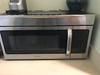 stainless steel and black microwave oven New York, 11208