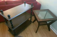 Side table and console table