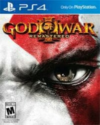 God if war 3 remastered ps4 asking 15 with case