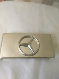 Sterling Silver Mercedes Benz Money Clip Fresno, 93706