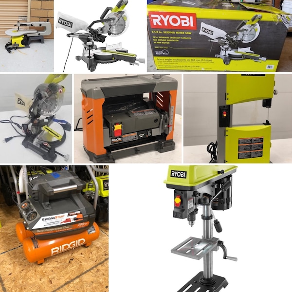 Used Several Woodworking Tools for sale in Evansville - letgo