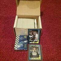 trading card collection with box Toronto, M9R 3Y7