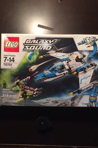 BRAND NEW NEVER OPENED LEGO.