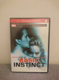 DVD Basic Instinct