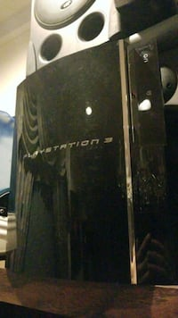 Playstation 3 with cords and 1 controller 3743 km