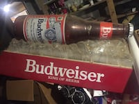 Budweiser pool table light. Works great Somerset, 42503
