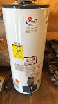 40 gal heat water tank  50 mi