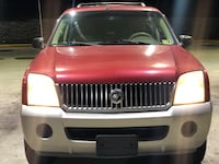 Mercury - Mountaineer - 2002 22 mi