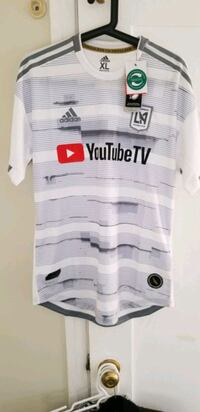 LAFC away authentic Jersey Los Angeles, 90048