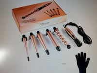 5 in 1 hair curler iron Surrey, V3W 2N6