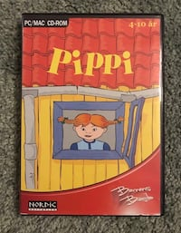 Pippi cd-rom-spel Asarum, 374 51