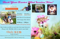 Portrait photography March 22nd still available Tinley Park