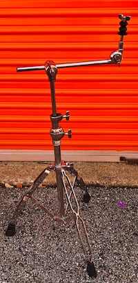 BARELY USED CYMBAL STAND