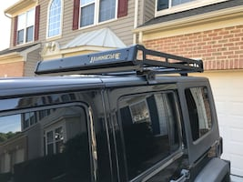 Barricade Removable Roof Rack