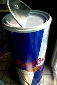 Red bull refrigerated cooler 56 km