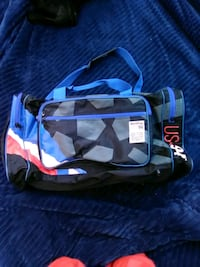 Authentic 94 world cuo duffle