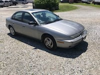 1999 Saturn S-Series Gray Sussex, 07461