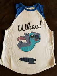XS Disney stitch tank top Merced, 95341