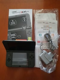 New 3DS XL con 23 juegos Madrid, 28012