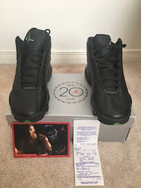 Air Jordan 13. Black Panther edition Ajax, L1S 1N9