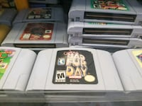 Conkers bad fur day n64 Edinburg, 78541