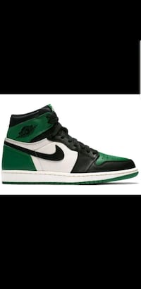 Jordan 1 Retro High Pine Green   Fairfax, 22030