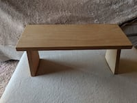 Hand-made collapsible meditation bench Pleasant Prairie