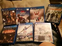 7 PS4 games 3727 km