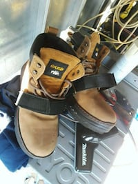 Roofer shoes  wore 1 time Baltimore, 21230