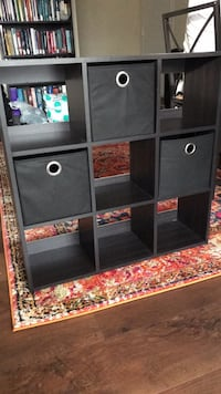 9 cube shelf Germantown