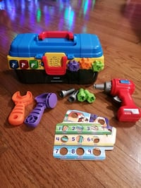 Vtech drill and learn toolbox London, N6K 2G7