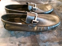 Steve Madden leather loafers