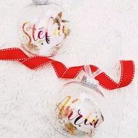 personalized ornaments Vaughan, L4K 3R9