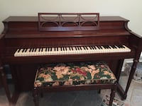 Elburn console piano w/bench Fayetteville, 72701