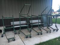 Carts (use for furniture storage, use for anything that needs stored on wheels) Mishawaka, 46545