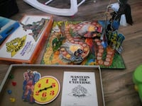 Masters of the universe pop up board game Hagerstown