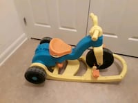 Toddler tricycles and push car Rockville, 20850