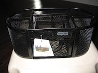 Rolodex Mesh Oval Supply Caddy Toronto