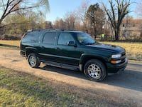 Chevrolet - Suburban - 2002 Washington