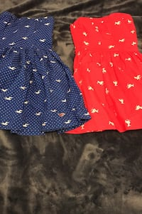 Hollister summer dresses Mississauga, L5M 7N3