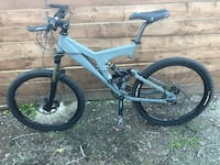 2004 Iron Horse SGS Expert Freeride Downhill Mountain Bike Canyon Country, 91351