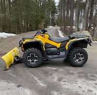 2 O15 Can Am Good Condition Low miles For sell