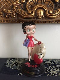 Betty boop toy figure New York, 10023