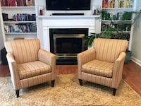 Matching accent chairs Springfield, 22152
