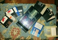 Variety of Floppy Disks & Case Winnipeg, R3B 2W1