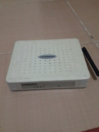 Adsl router robotic