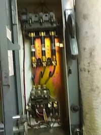 High voltage fuse diconnect Reading
